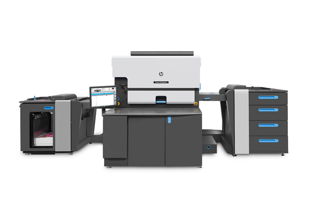 Our Newest Digital Press! - Hoover Printing
