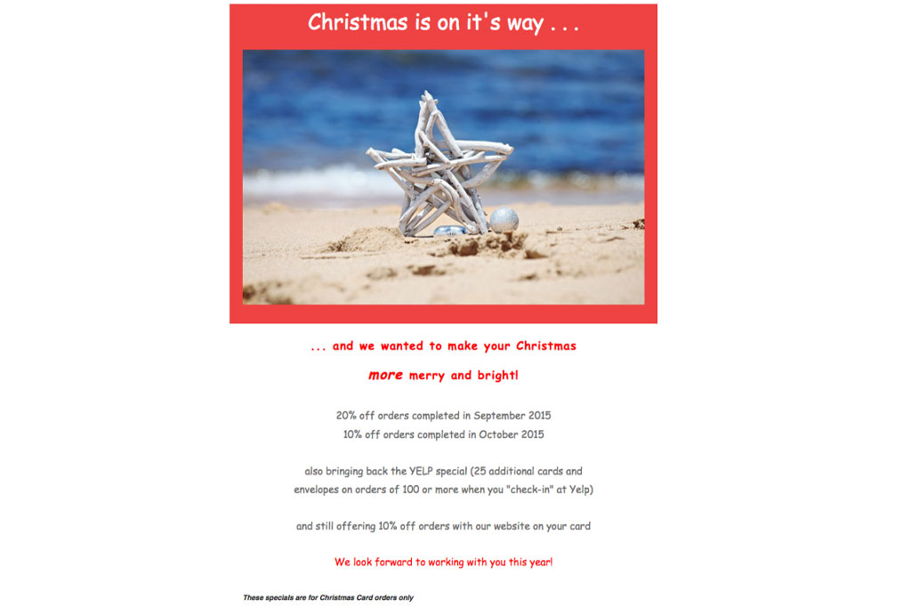 christmas-is-on-it´s-way - Hoover Printing