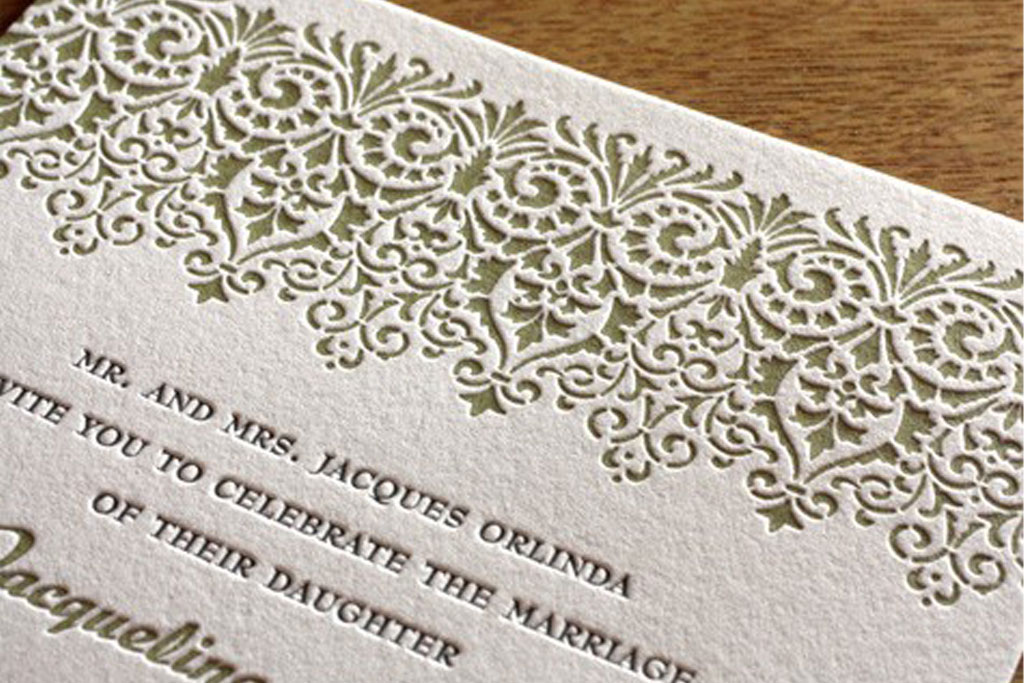 wedding-invitations - Hoover Printing